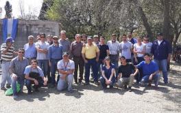 (Español) Capacitación sobre IATF para productores en Villa Dolores